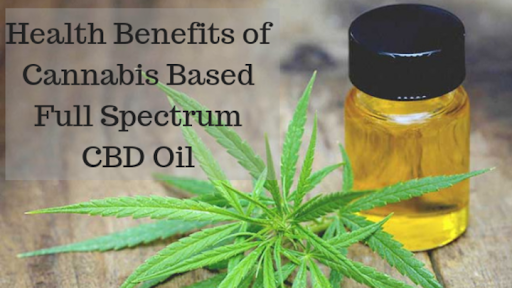 Ensure Good Health with Full Spectrum CBD Oil