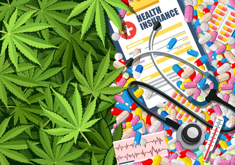 Health Insurance and Medical Pot: Be Careful What You Wish For